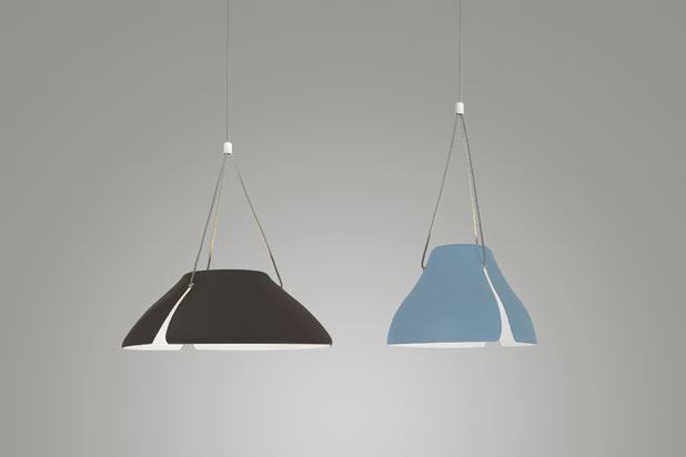 GINKGO lights collection, designed by Tim Brauns for B.lux