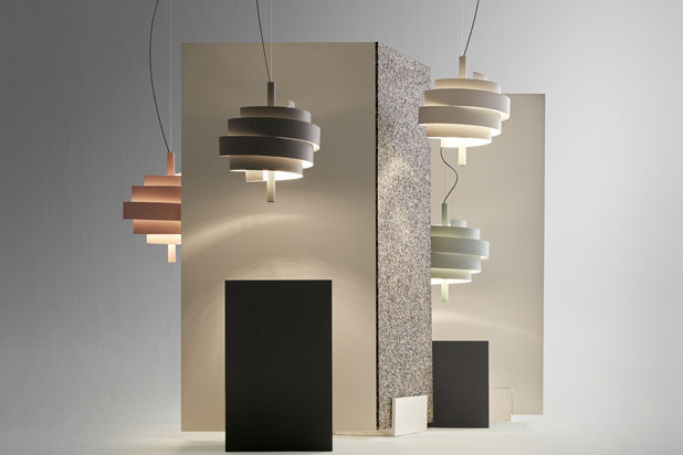 PIOLA lamps collection, designed by Christophe Mathieu for Marset