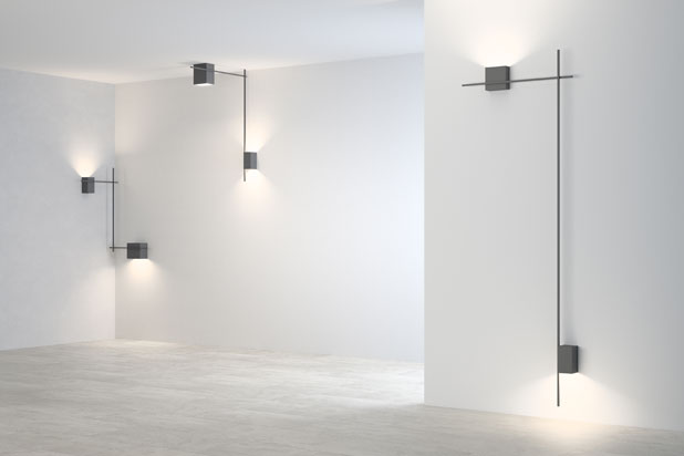 STRUCTURAL lights , designed by Arik Levy for Vibia