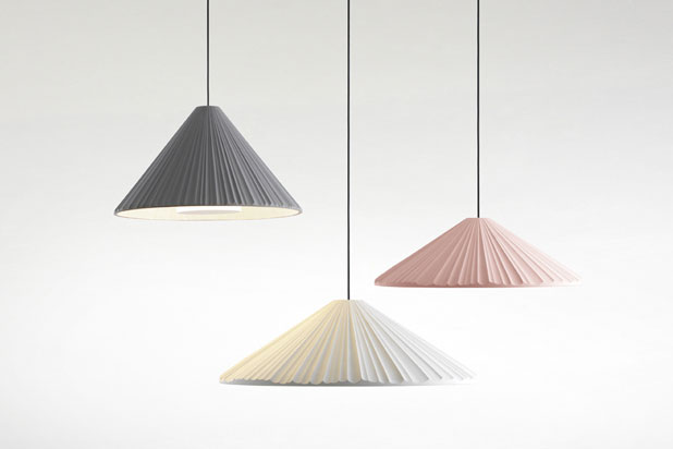 PU-ERH ceramic lamp collection, designed by Xavier Mañosa for Marset