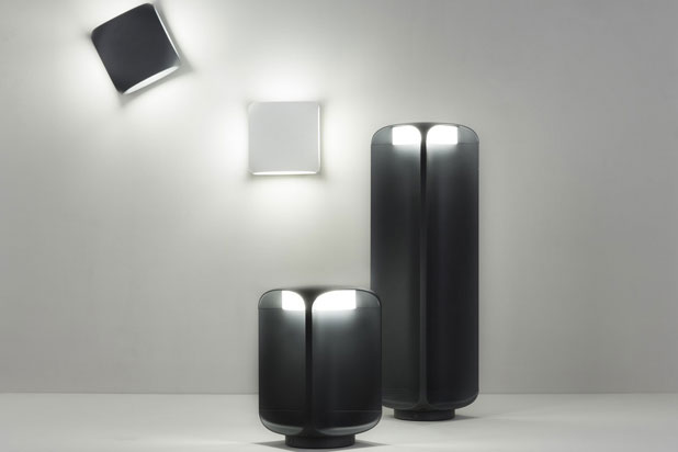 BU OH outdoor and wall lamps, designed by Estudi Ribaudí for Faro Barcelona
