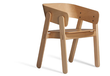 POLO chair, designed by Yonoh