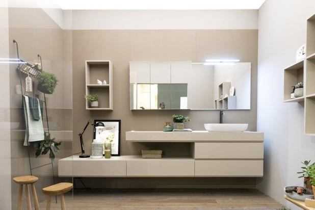 FIORA bathroom furniture