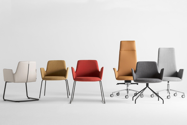 ALTEA chairs, designed by Jorge Pensi for Inclass
