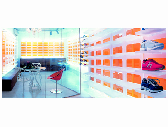 Diseño e implementación de showroom para Habit